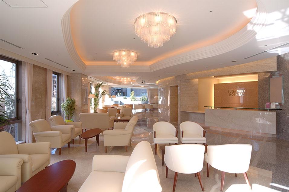 1階ロビー(1) The first floor / Lobby(1)