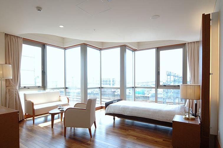 入院室(2) The fourth floor / Hospitalization room(2)