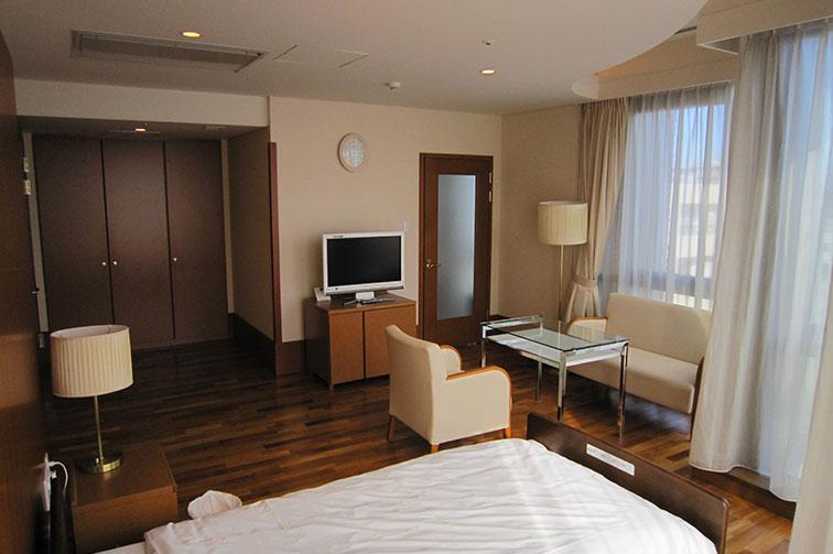 入院室(3) The fourth floor / Hospitalization room(3)