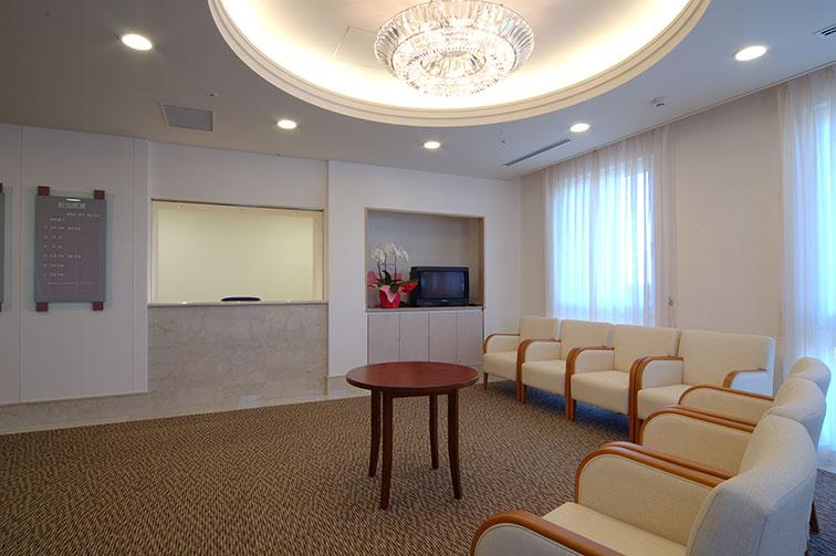 不妊治療(生殖医療センター)専用受付 The sixth floor / Fertility treatmentAcceptance