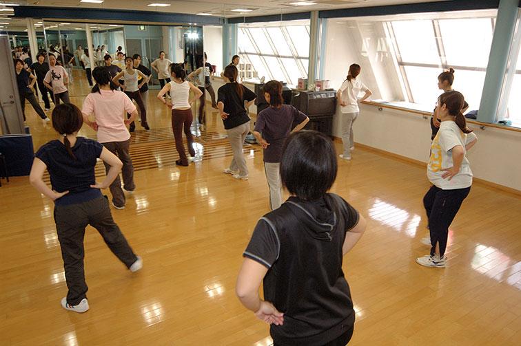 マタニティビクス教室(旧館1) The sixth floor / Maternity classroom(1)